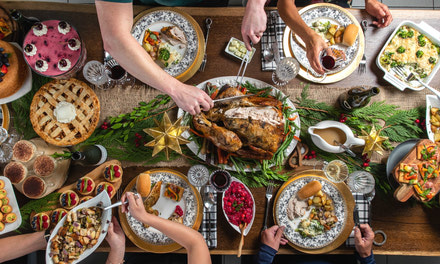 Top tips for a gluten-free Thanksgiving