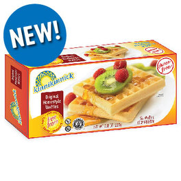 New Original Homestyle Waffles