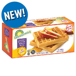 New Cinnamon and Brown Sugar Homestyle Waffles