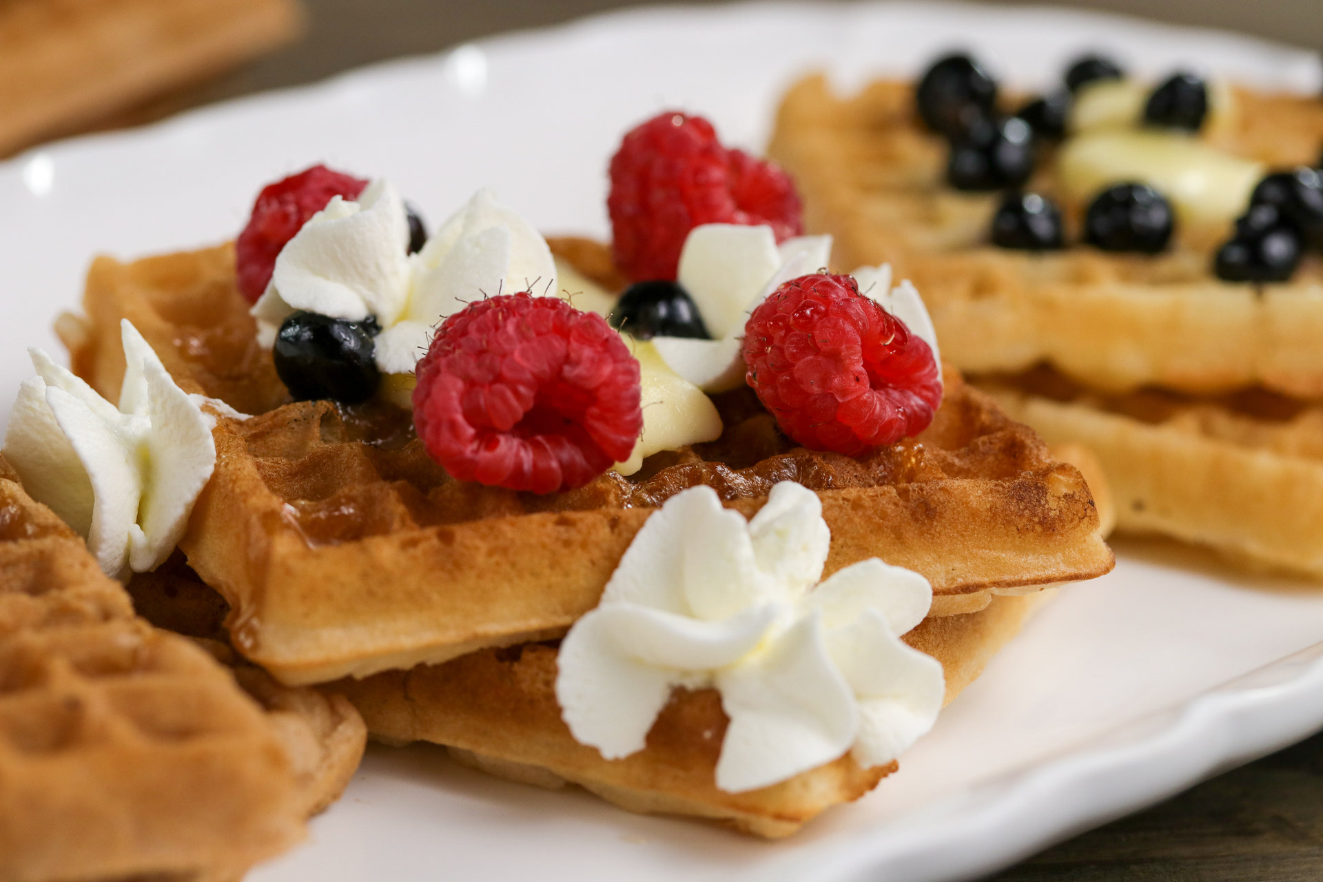 NEW WAFFLES - add a box to your cart FREE