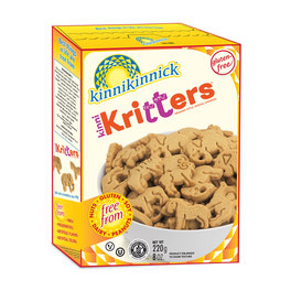 KinniKritters Graham Style Animal Cookies