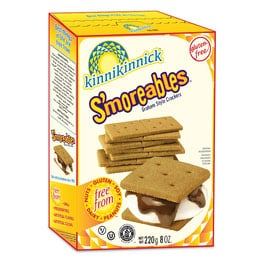 Smoreables Graham Style Crackers